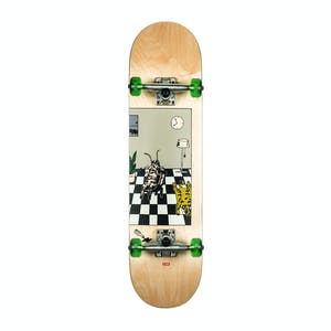 "Globe G1 Roaches 8.0"" Complete Skateboard - Natural"