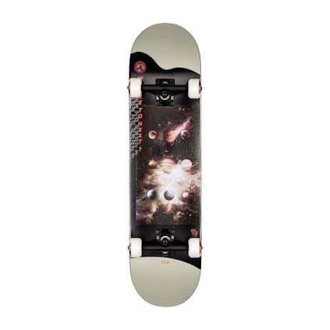 "Globe G2 Where To 8.25"" Complete Skateboard - Black/Grey"