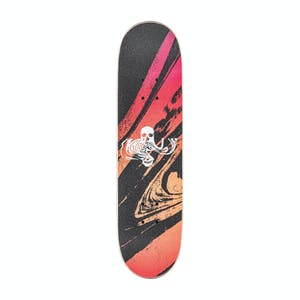 "Globe Mt Warning Mid 7.6"" Youth Complete Skateboard - H2O"