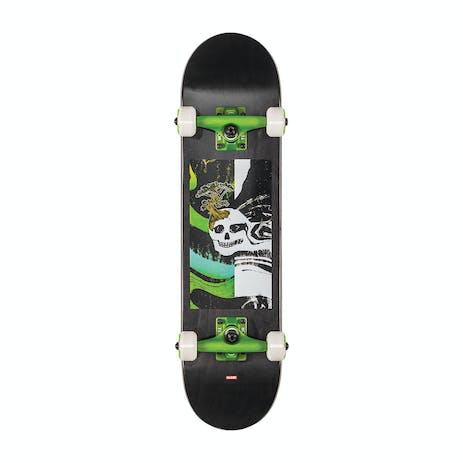 "Globe Mt Warning Mini 7.0"" Youth Complete Skateboard - Air"