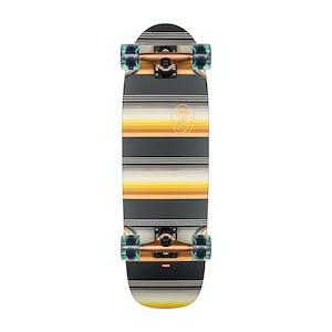 """Globe Outsider 8.25"""" Cruiser Skateboard - Honey Moonshine"""
