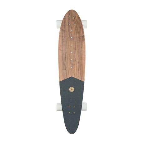 """Globe Pinner Classic 40"""" Cruiser Skateboard - Walnut"""