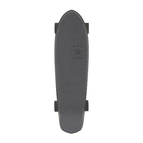 "Globe Blazer 26"" Cruiser Skateboard - Black The F Out"