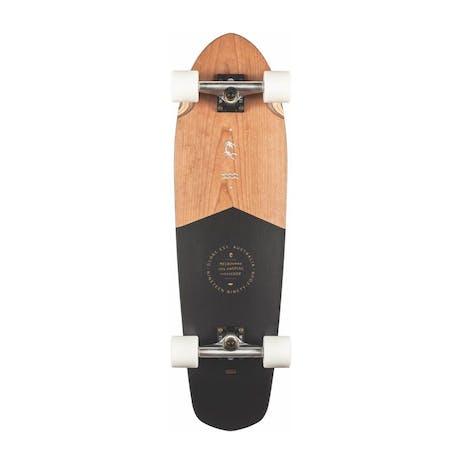 """Globe Big Blazer 32"""" Cruiser Skateboard - Black Cherry"""