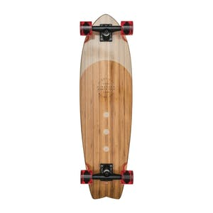 "Globe Chromantic 33"" Cruiser Skateboard - Bamboo/Almond"