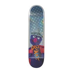 "Globe x Sesame Street G2 7.75"" Skateboard Deck - Super Grover"