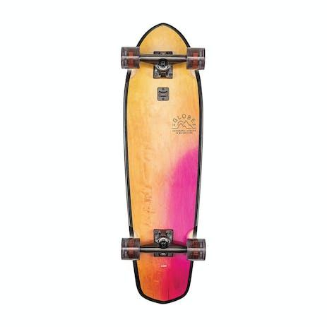 "Globe Big Blazer 32"" Cruiser Skateboard - Washed Yellow"