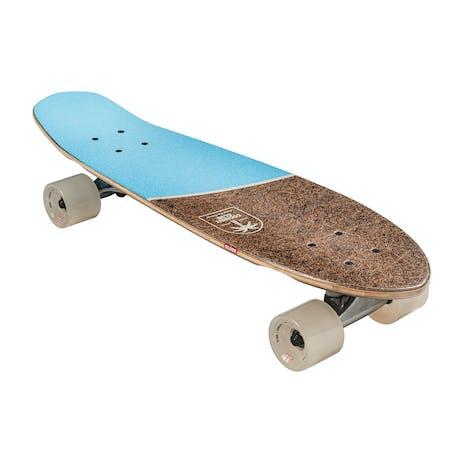 "Globe Blazer 26"" Cruiser Skateboard - Coconut/Sky"