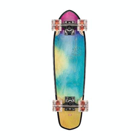 """Globe Blazer 26"""" Cruiser Skateboard - Washed Blue"""