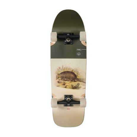 """Globe Chopper 32"""" Cruiser Skateboard - Armadillo"""