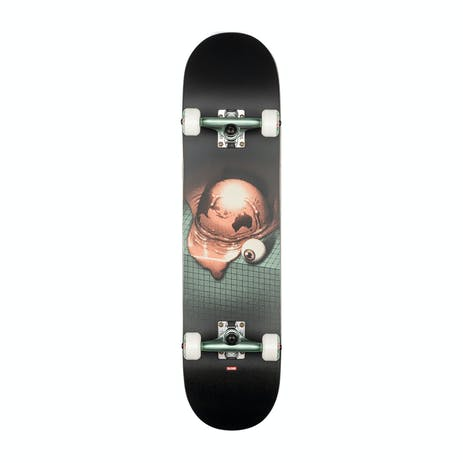 "Globe On The Brink 7.75"" Complete Skateboard - Halfway There"