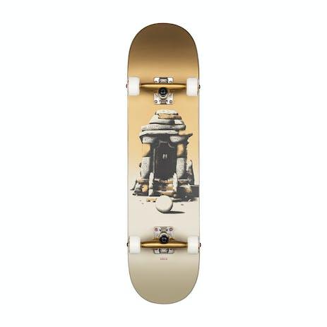 """Globe On The Brink 8.0"""" Complete Skateboard - Shelter"""