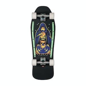 "Globe Phantom 31"" Cruiser Skateboard - Black/No Time"