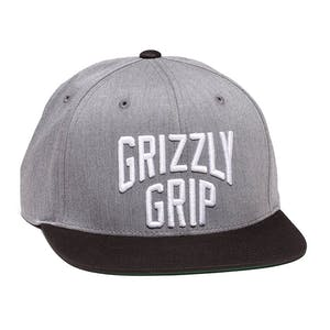 Grizzly Big City Snapback - Grey