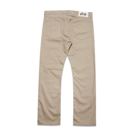 Grizzly Premium Chino Pant — Khaki