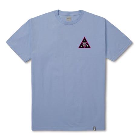 HUF Rosa Calvaria T-Shirt - Light Blue