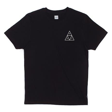 HUF Triple Triangle T-Shirt - Black