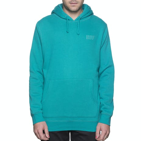 HUF Classic Pullover Hoodie - Teal
