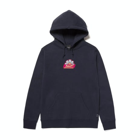 HUF 100% Pure Hoodie - Navy