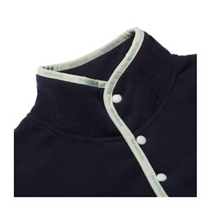 HUF Baxter Polar Fleece - Navy Blazer