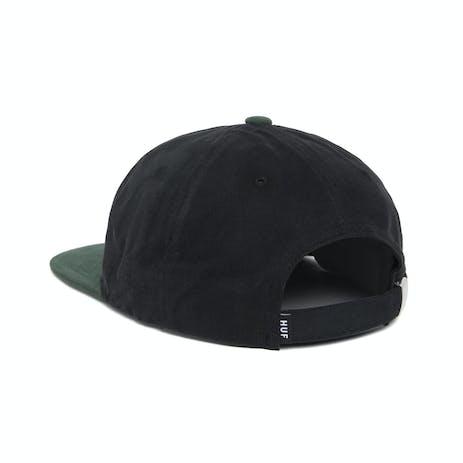HUF Shake 6-Panel Hat - Black