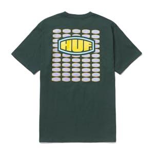 HUF Workmans T-Shirt - Dark Green