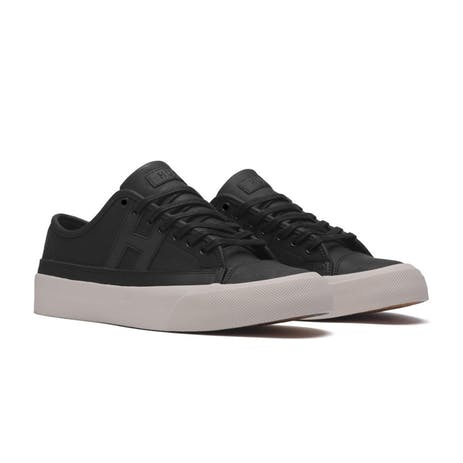 HUF Hupper 2 Lo Skate Shoe - Black