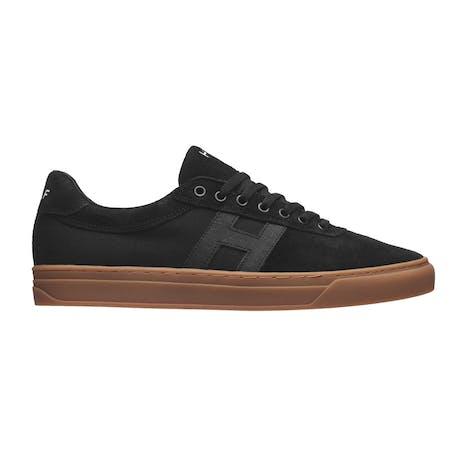 HUF Soto Skate Shoe - Black / Gum