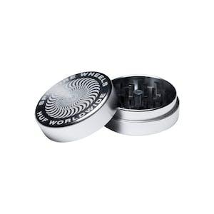 Spitfire x HUF Grinder - Silver