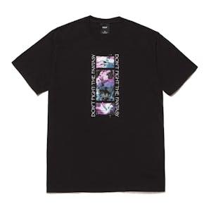 HUF Natural High T-Shirt - Black