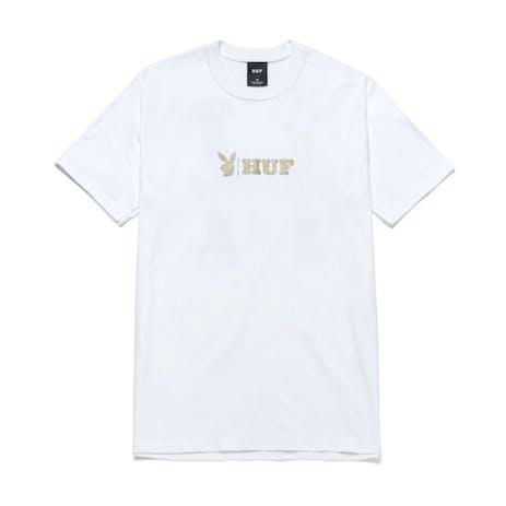 HUF x Playboy Classic H T-Shirt - White