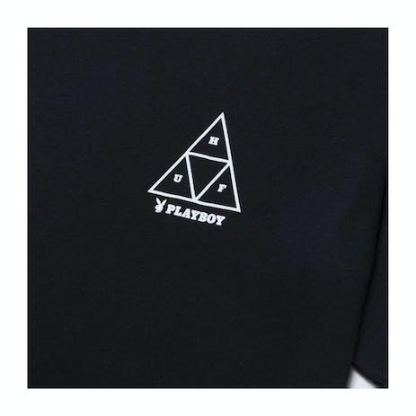 HUF x Playboy Playmate Triple Triangle T-Shirt - Black