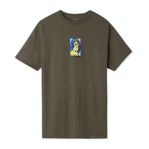 HUF Messed Up Bunny T-Shirt - Chocolate