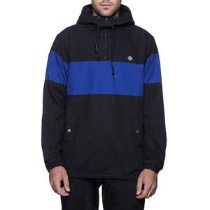 HUF Explorer-1 Anorak Hooded Jacket - Black