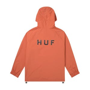 HUF Standard Shell II Jacket - Rust