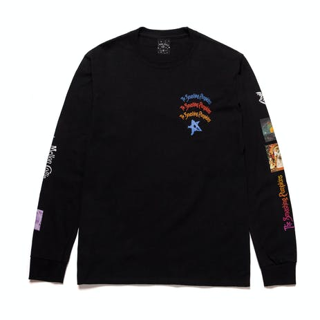 HUF x Smashing Pumpkins Bullet Long-Sleeve T-Shirt - Black