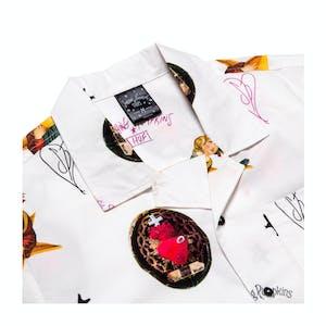 HUF x Smashing Pumpkins Daydream Woven Shirt - Natural