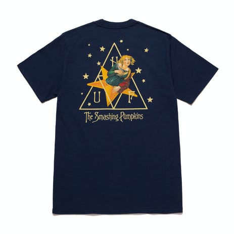 HUF x Smashing Pumpkins Starlight T-Shirt - Navy