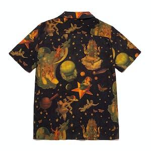 HUF x Smashing Pumpkins Tonight Tonight Woven Shirt - Dark Green