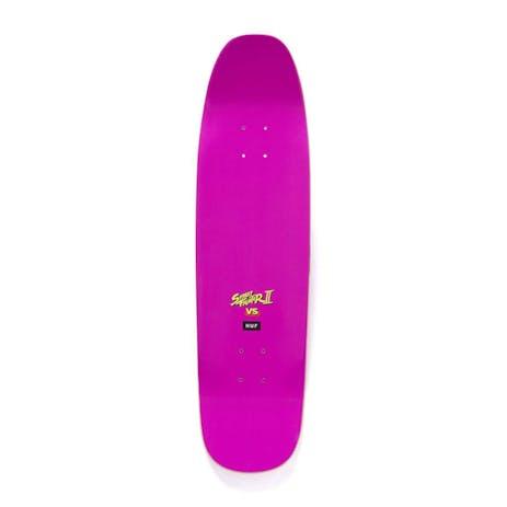 "HUF x Street Fighter Chun-Li Cruiser 8.5"" Skateboard Deck"