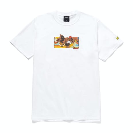 HUF x Street Fighter Dhalsim T-Shirt - White