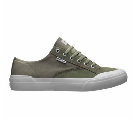 HUF Classic Lo Ess Skate Shoe - Sage