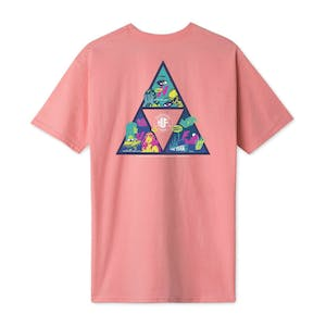 HUF Comics Triangle T-Shirt - Desert Flower