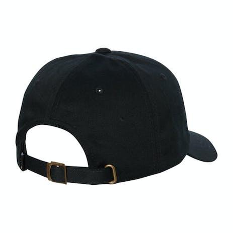 HUF Essentials OG Logo Hat - Black