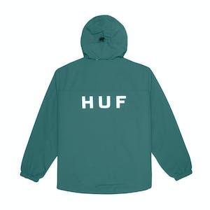 HUF Essentials Zip Standard Jacket - Sycamore