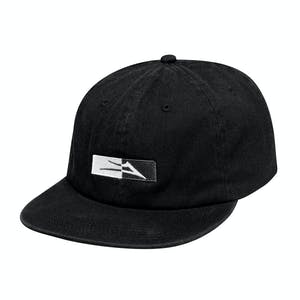 Lakai Split Strapback Hat - Black