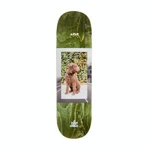 """Habitat Delatorre Eye Level [1] 8.125"""" Skateboard Deck"""