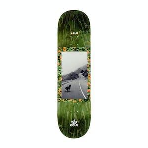 """Habitat Delatorre Eye Level [2] 8.25"""" Skateboard Deck"""