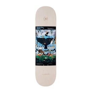 """Habitat x Harper 8.125"""" Skateboard Deck - Glacier Bay"""