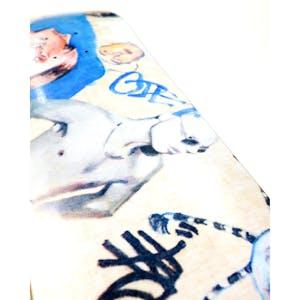 Hoddle Gian Rave Skateboard Deck